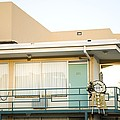The Balcony Of The Lorraine Motel Where by Everett