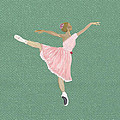 The Ballerina II by Elizabeth Coats