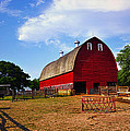 The Barn by Tom Bell