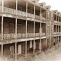 The Barracks by Ron Gage