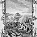 The Battle Of Culloden by Granger