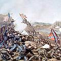 The Battle Of Franklin, November 30 by Everett