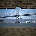 The Bay Bridge by Christopher Buck