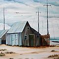 The Beach by Meg Keeling