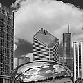 The Bean Chicago Illinois by Dave Mills