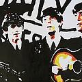 The Beatles by Paula Sharlea