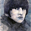 The Beatles Ringo Starr by Yuriy Shevchuk