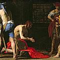 The Beheading Of John The Baptist by Massimo Stanzione