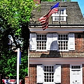 The Betsy Ross House by Snapshot Studio
