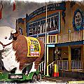 The Big Texan - Impressions by Ricky Barnard