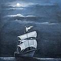 The Black Pearl by Rajeev M Krishnan
