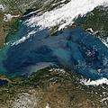 The Black Sea In Eastern Russia by Stocktrek Images