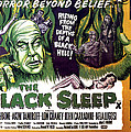 The Black Sleep, Close-up On Left Tor by Everett