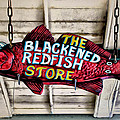 The Blackened Redfish Store by Bill Cannon