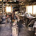 The Blacksmith Shop by Al Bourassa