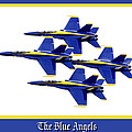 The Blue Angels by Greg Fortier