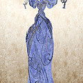 The Blue Dress by Andee Design