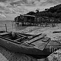 The Boat  by Gary Bridger
