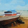 The Boat by Mina Mila