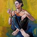 The Break by Carmen Stanescu Kutzelnig