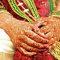 The Bride's Hands by Valerie Rosen