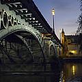 The Bridge Of Triana, Puente De Triana by Krista Rossow