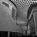 The British Museum I by Sheila Laurens