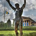 The Bronze Stallion - Rocky Balboa - Philadelphia - Pennsylvania - Rocky Steps by Lee Dos Santos