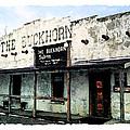 The Buckhorn Saloon by Vicki Pelham