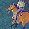 The Buckskin by Tracy L Teeter