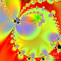 The Butterfly Effect . Summer . Square by Wingsdomain Art and Photography