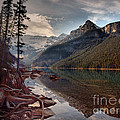 The Calm At Lake Louise by Tara Turner