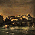 The Canal Venice by Diane Dugas
