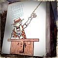 The Cartoon Carney by Scott Conner