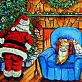 The Cat Ate Them Pembroke Welsh Corgi by Lyn Cook