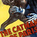 The Catman Of Paris, 1946 by Everett