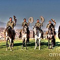 The Charros by Tommy Anderson