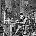 The Chemist, 17th Century by Science Source