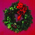The Christmas Wreath by Bill Cannon
