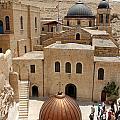 The Church Court by Munir Alawi