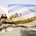 The City Of Stars And Stripes by Bener Kavukcuoglu