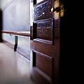 The Classroom Door by Diane Dugas