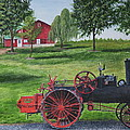 The Clemens Farm by Vicky Path