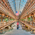 The Cleveland Arcade IIi by Clarence Holmes