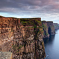 The Cliffs Of Moher by Brendan O Neill