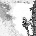 The Climber by Jim Hubbard
