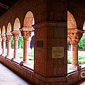 The Cloisters by Anne Ferguson