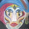 The Clown Within Me by Rachel Carmichael