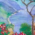 The Coast Of Italy by Katherine Shemeld