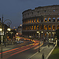 The Colosseum by Ayhan Altun